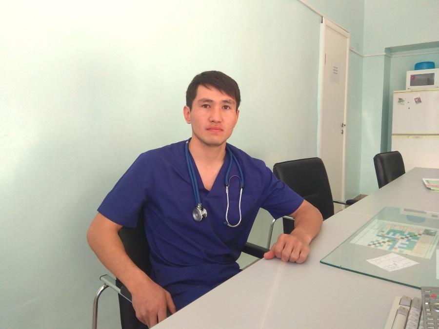 Серикпаев Рахат Булатович